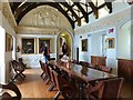 SW5129 : Dining Hall at Saint Michael's Mount, Cornwall by Derek Voller