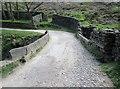 SE1265 : Bradstone  Dub  bridge  on  the  Nidderdale  Way by Martin Dawes