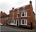 SO9545 : Grade II listed 66 and 68 Bridge Street, Pershore by Jaggery