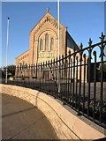 H8744 : St Malachy's Chapel, Armagh by Eric Jones