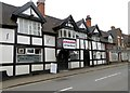 SJ6734 : Market Drayton: Kings Arms by Jonathan Hutchins