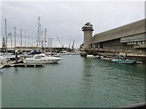 SW8132 : The National Maritime Museum, Falmouth, Cornwall by Derek Voller