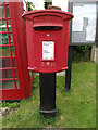 TL9563 : The Old Post Office Postbox by Adrian Cable
