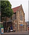 TQ2883 : Church of St  Michael, Camden Town by Julian Osley