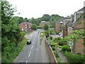 SU7239 : Paper Mill Lane, Alton by Christine Johnstone
