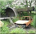 TG2713 : RAF Rackheath - Site 3 by Evelyn Simak