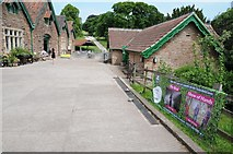 ST5071 : Home Farm, Tyntesfield by Philip Halling