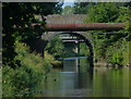 SP8314 : Three bridges crossing the canal by Mat Fascione