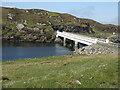 NB1634 : A bridge over the Atlantic  by M J Richardson