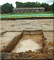 TG2712 : WW2 aircraft crash site by Evelyn Simak