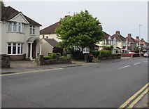 ST3288 : Christchurch Road houses, Newport by Jaggery
