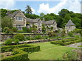 SX4586 : Lewtrenchard Manor by Chris Allen