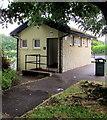 SO3204 : Public toilets, Penperlleni by Jaggery