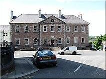 H8745 : The former Armagh City Hospital by Eric Jones