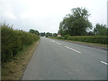 SJ7763 : A50 towards Holmes Chapel by JThomas