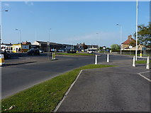 NT3699 : Roundabout in Methilhill by Richard Law