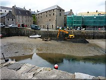 NJ5866 : Portsoy Old Harbour by Peter Aikman