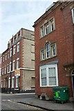 ST5973 : End terrace, Gloucester Street, Bristol by Derek Harper