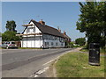 TM0848 : Main Road, Somersham by Adrian Cable
