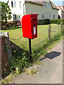 TM0848 : Post Office Postbox by Adrian Cable