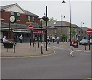 ST4770 : No Entry signs, High Street, Nailsea by Jaggery