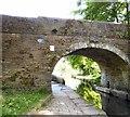 SJ9494 : Bridge #7, Captain Clarke's Bridge by Gerald England