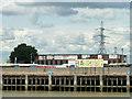 TQ4681 : Barking Sunday market site by Robin Webster