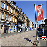 NS4864 : Paisley High Street by Thomas Nugent