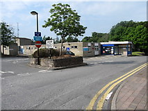 H8845 : Clinic and ambulance depot at Armagh Community Hospital by Eric Jones