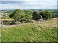 SE0222 : Ruins of Moor End, Sowerby by Humphrey Bolton