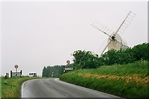 TL4138 : Great Chishill windmill by John Winder