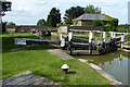 SP9222 : Church Lock No 29 on the Grand Union Canal by Mat Fascione