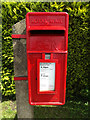 TM0650 : Fiske Plightle Postbox by Adrian Cable