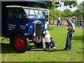 TF0919 : The classic car show on the Wellhead by Bob Harvey