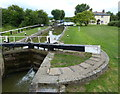 SP9318 : Ivinghoe Top Lock No 33 on the Grand Union Canal by Mat Fascione