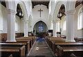 SP9820 : St Giles, Totternhoe - East end by John Salmon