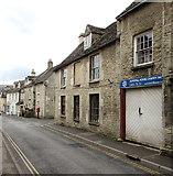 SO8700 : Horsfall House Charity Shop, Minchinhampton by Jaggery