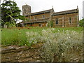 SK8402 : Church of St Mary and St Andrew, Ridlington by Marathon