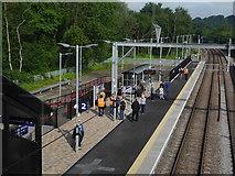SE2436 : Platform 2, Kirkstall Forge Station by Rich Tea