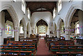 SP9620 : St Mary, Eaton Bray - East end by John Salmon
