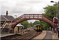 NY4654 : 156469 approaching Wetheral (Cumbria) - June 2016 by The Carlisle Kid