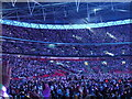 TQ1985 : Coldplay - A Head Full of Dreams Tour - Wembley Stadium - 7 by Richard Humphrey