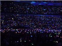 TQ1985 : Coldplay - A Head Full of Dreams Tour - Wembley Stadium - 8 by Richard Humphrey