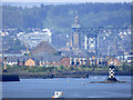 NS3274 : Inverclyde Waterfront by Thomas Nugent