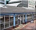 SK3587 : Bay B6, Sheffield Interchange by N Chadwick