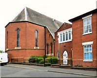 SJ9498 : St Mary's Dukinfield by Gerald England