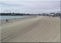SY6879 : Weymouth beach by Tim Glover