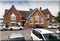 SP2855 : Wellesbourne Village Hall - Polling Station by David P Howard