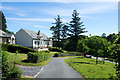 NY5016 : Houses in Burnbanks by Trevor Littlewood