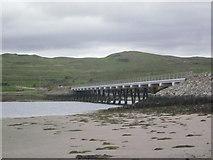 NC5758 : Kyle of Tongue bridge by Ian Murfitt